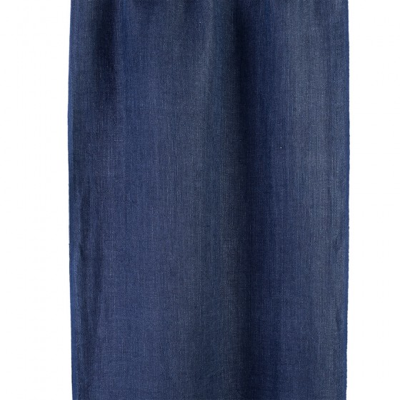 ŠAL laneni tamno plavi 180x50cm