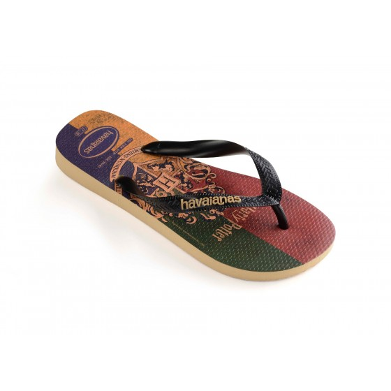 JAPANKA HAVAIANAS TOP HARRY POTTER IVORY