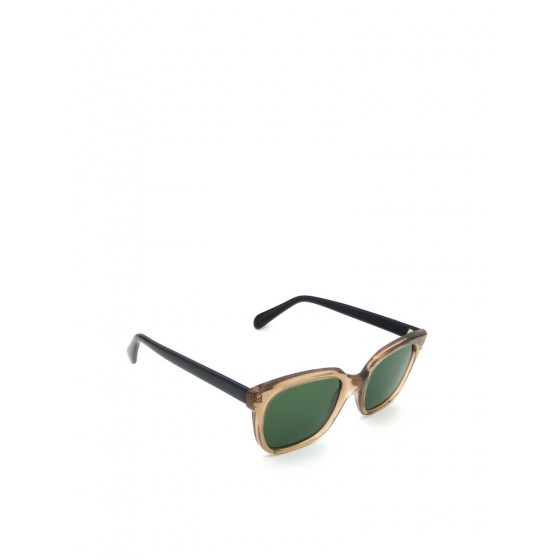 SUNČANE NAOČALE WAYFARER BROWN TRANSPARENT GREEN