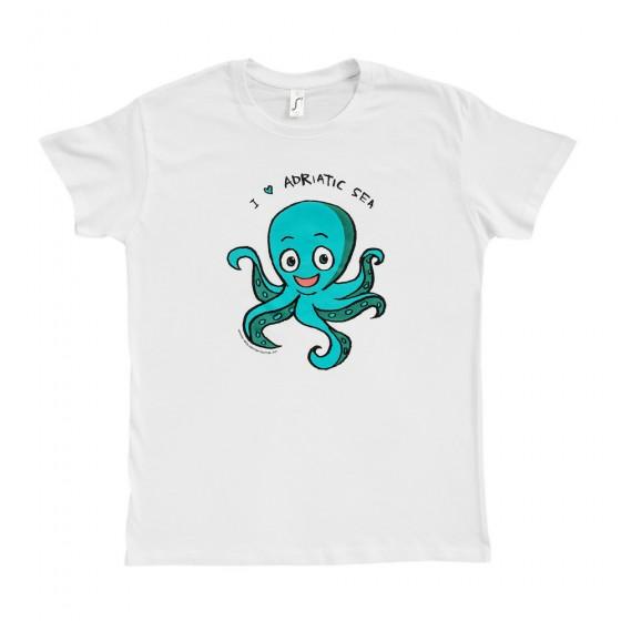 MAJICA hobotnica