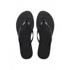 JAPANKE HAVAIANAS YOU METALLIC BLACK