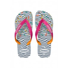 JAPANKE HAVAIANAS TOP FASHION NAVY BLUE