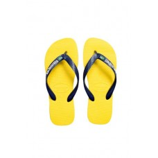 JAPANKA HAVAIANAS BRASIL LAYERS CITRUS YELLOW