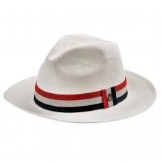 PANAMA hat Classic white B/CRO 59